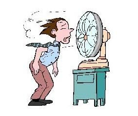 5种吹风扇方式损害健康 大师来详解