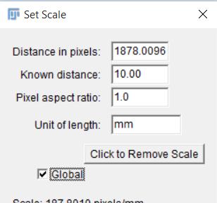 广发信用卡如何还款_如何用ImageJ测量图片内容的长度,你值得一看的技巧 - 天晴经验网