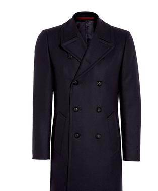 矮个子男生怎么穿长款大衣 专家详解