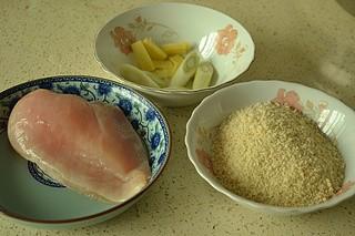 炸鸡米花的做法 具体内