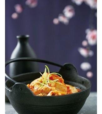 泡菜豆腐煲的做法,详情介绍