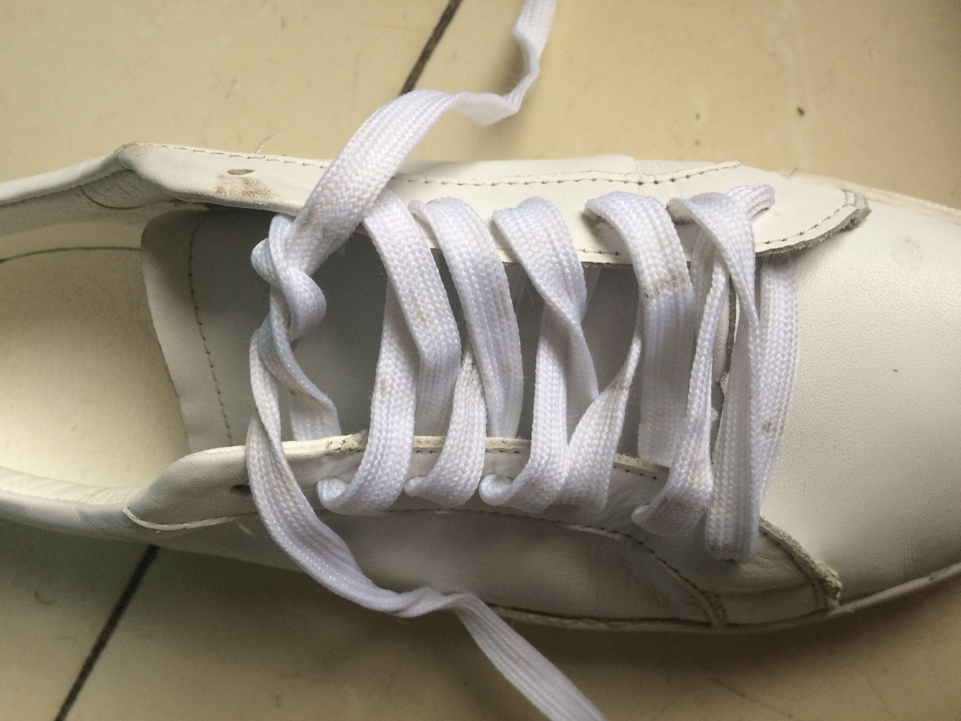系鞋带方法【大全】