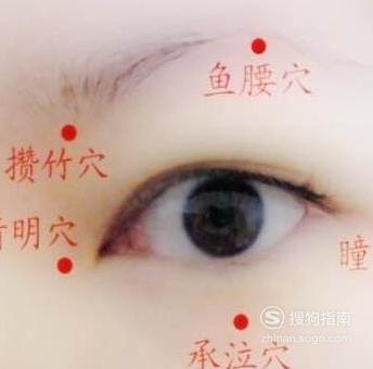按摩什么穴位可以恢复你的视力,专家详解