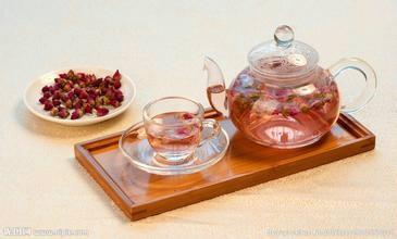 玫瑰花茶的功效和作用