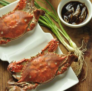教你怎么做清蒸梭子蟹,看完你就知道了