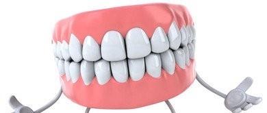 你对自己的牙齿能了解