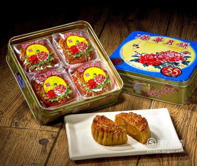 中国月饼的十大品牌,来看看吧