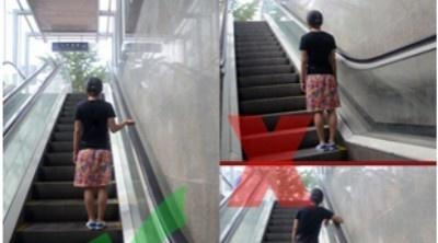 乘坐扶梯电梯的注意事项,懂得这些技巧就够了