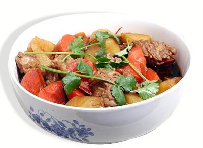 怎么做胡萝卜土豆炖牛腩 这几步你要了解
