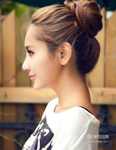 自然卷的头发适合什么发型