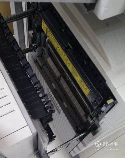 打印机出现卡纸怎么办,打印机卡纸怎么处理