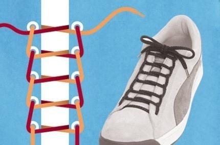 怎么系鞋带好看之15种系鞋带的方法!,这些经验不可多得