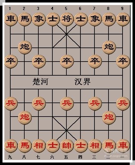 中国象棋的基本杀法——肝肠寸断杀法 照着学就行了