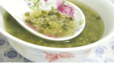 夏天喝的绿豆汤怎么做 详情介绍