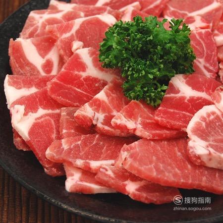 麻辣水煮肉片的家常做法 涨知识了