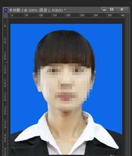 怎样用photoshop制作1寸照片,你需要学习了