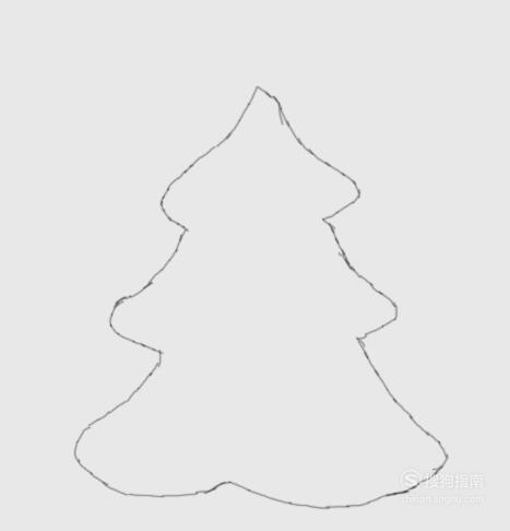 圣诞树的简笔画法 经验告诉你该这样