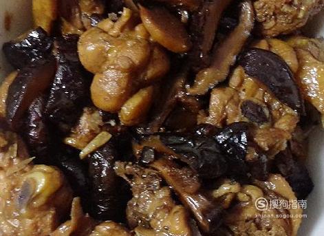 鸡肉炒香菇的家常做法,来看看吧