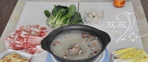火锅汤的调制方法 照着学就行了