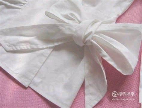 教你风衣腰带蝴蝶结的系法,又快又好