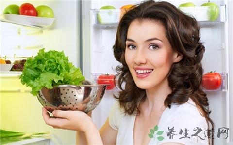 秋季养生吃什么蔬菜