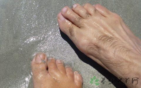 夏天泡脚减肥秘方,来