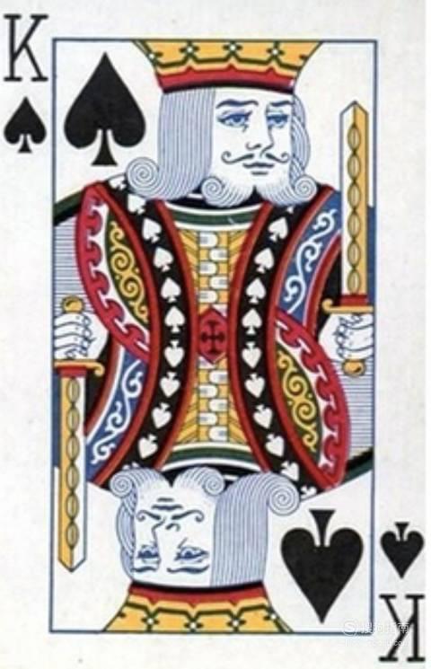 扑克牌上的人物介绍,你需要学习了
