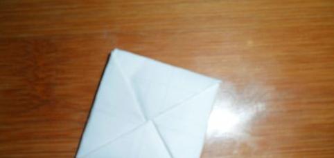 怎样用一张纸叠宝(牌),详细始末