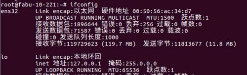 ubuntu如何手动设置ip地址,详细始末