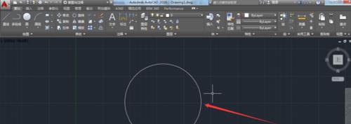 CAD怎么设置对象捕捉来捕捉象限点 详细始末