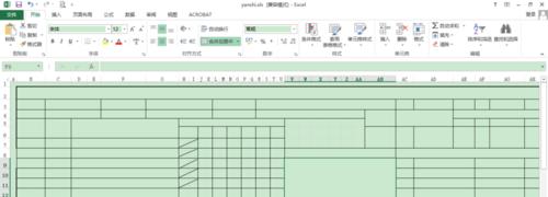 excel怎么设置表格打印