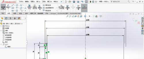SolidWorks如何绘制车轮?,又快又好