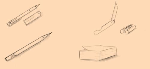 怎样从零基础开始画漫画:[1]准备,这些经验不可多得