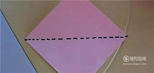 儿童简易折纸--小船! 看完就知道了