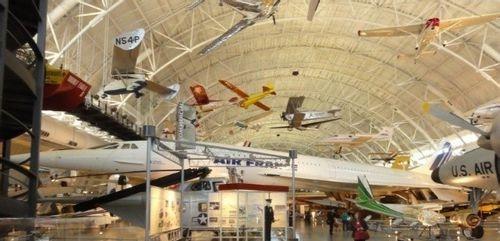美国华盛顿国家航空航天博物馆旅游攻略,这些经验不可多得