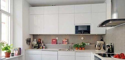 厨房装修效果图及整体橱柜装修注意事项 这些经验不可多得