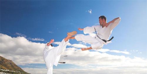 如何练好跆拳道的腿法 划重点了