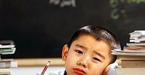 孩子太笨学习不好怎么办,看完你就知道了