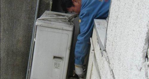 空调移机拆装的步骤(