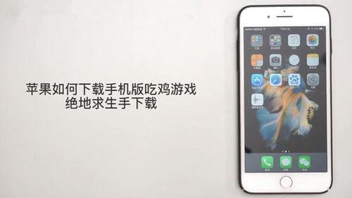苹果如何下载手机版吃
