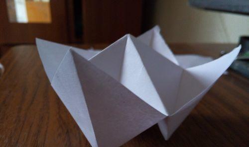 简易儿童折纸,看完你就知道了