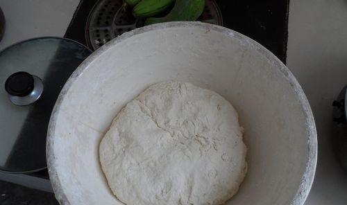 发面饼的制作,详细始末