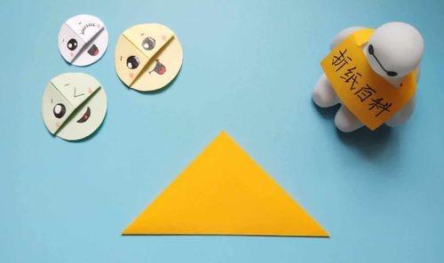 折纸:书签,教你自制可爱的表情包书签,很简单,懂得这些技巧就够了