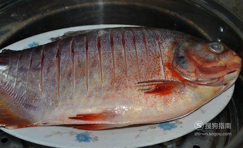 剁椒鱼的做法 来学习吧