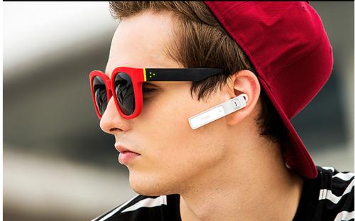 QCY无线蓝牙耳机的使用