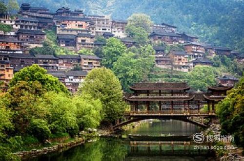 贵州省5A景区一览 照着学就行了