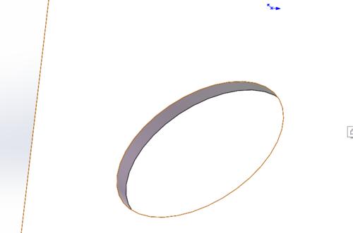 Solidworks如何绘制椭圆 又快又好