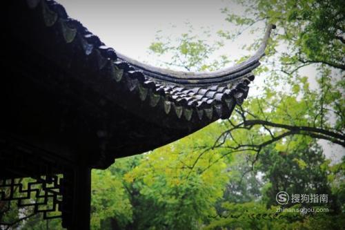 中国的著名园林有哪些?,详情介绍