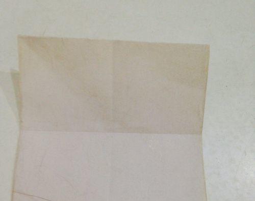 正方形纸盒怎么折,值得收藏