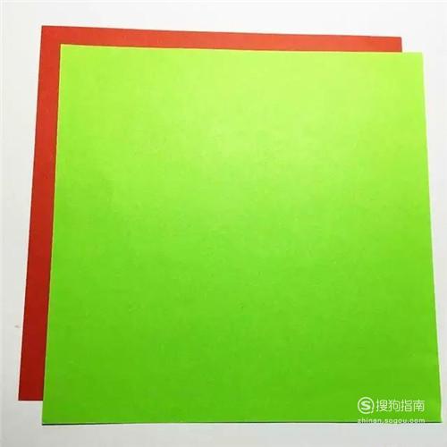 手工折纸——如何折直